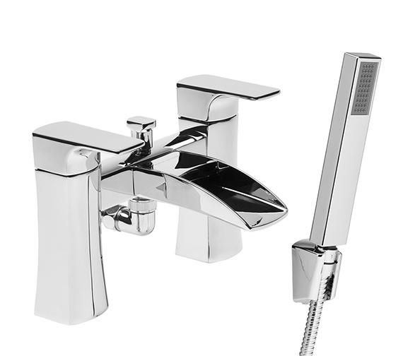 Roper Rhodes Sign Deck Mounted Bath Shower Mixer Tap