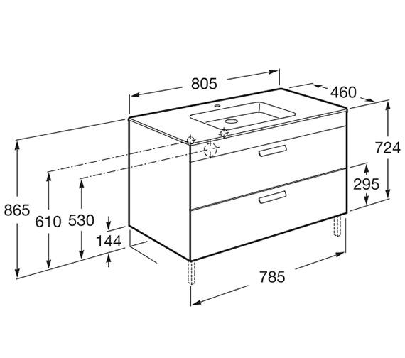 Technical drawing QS-V83986 / 856826154