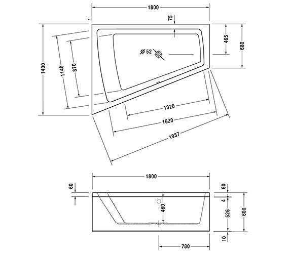 Technical drawing QS-V43742 / 760222000CL1000