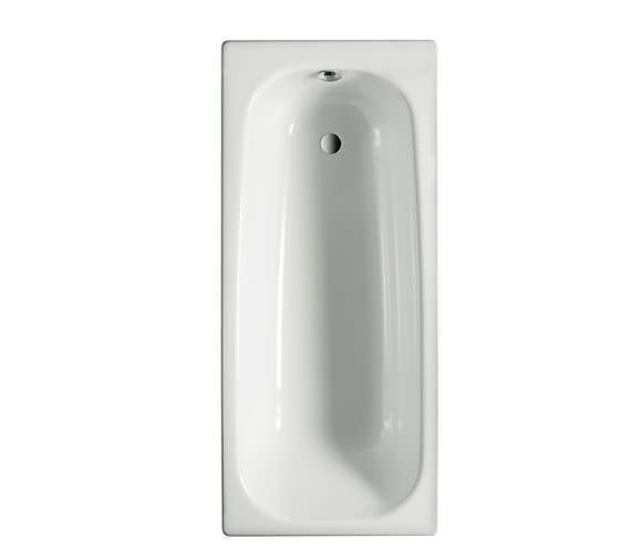 Roca Contesa Body Plus 1700 x 750mm Steel Bath
