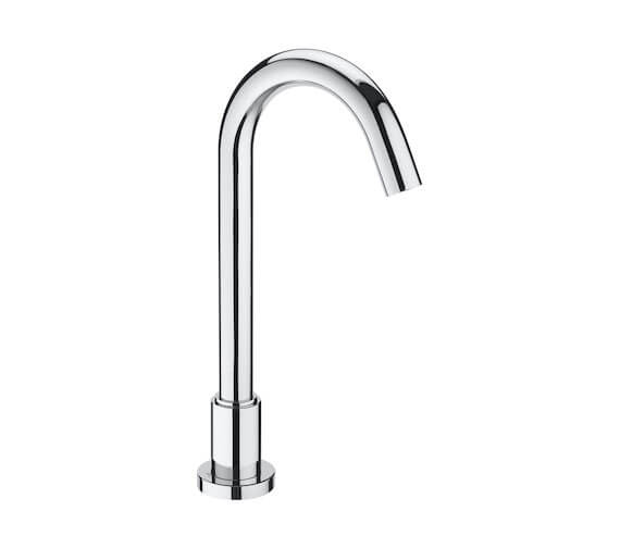 Roca Loft-E Extended Electronic Basin Mixer Tap - Mains Powered