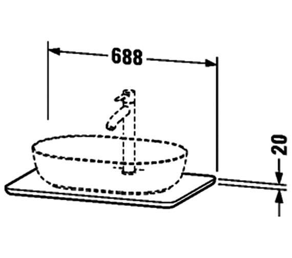 Technical drawing QS-V33276 / LU946501717