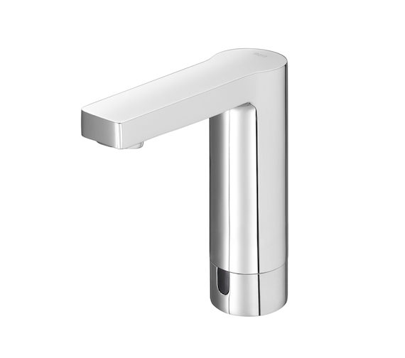 Roca L90 Infra-Red Electronic Deck-Mounted Basin Tap - Single Water Supply