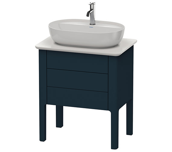 Alternate image of Duravit Luv 638 x 450mm 1 Compartment And 1 Drawer Vanity Unit