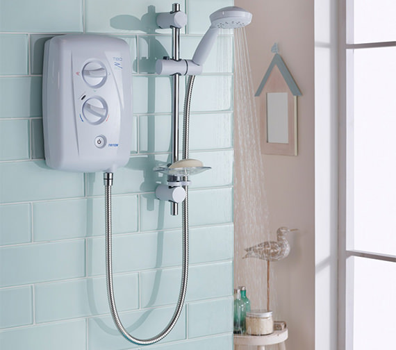 Triton T80Z Fast Fit Eco Electric Shower 8.5kw