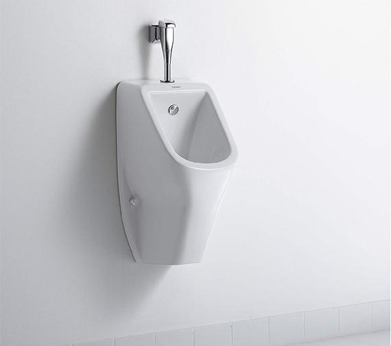 Duravit D-Code 305 x 290mm Rimless Urinal