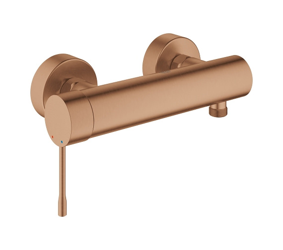 Alternate image of Grohe Essence New Exposed Single Lever Shower Mixer Valve