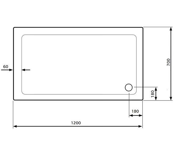 Technical drawing QS-V28059 / ZZTR7012