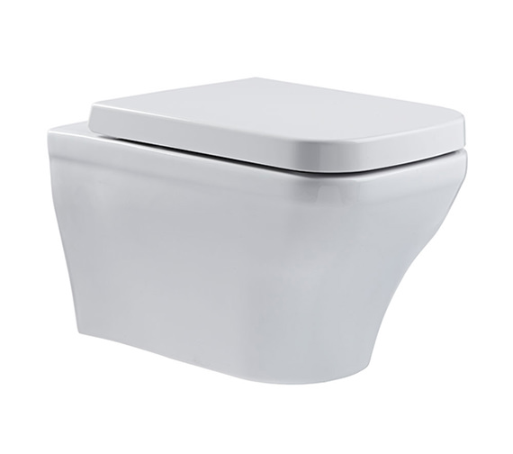 Roper Rhodes Cover 530mm Projection Wall Hung WC Pan