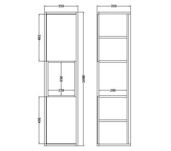 Technical drawing QS-V90047 / FMC961