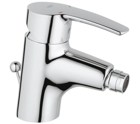 Grohe Eurostyle Half Inch Bidet Mixer Tap With Pop-Up Waste