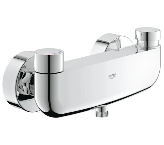 Grohe Eurosmart Cosmopolitan T Self-Closing Shower Mixer Valve