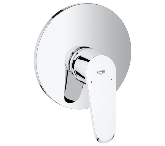 Grohe Eurodisc Cosmopolitan Single-Lever Shower Mixer Trim - With Or Without Diverter