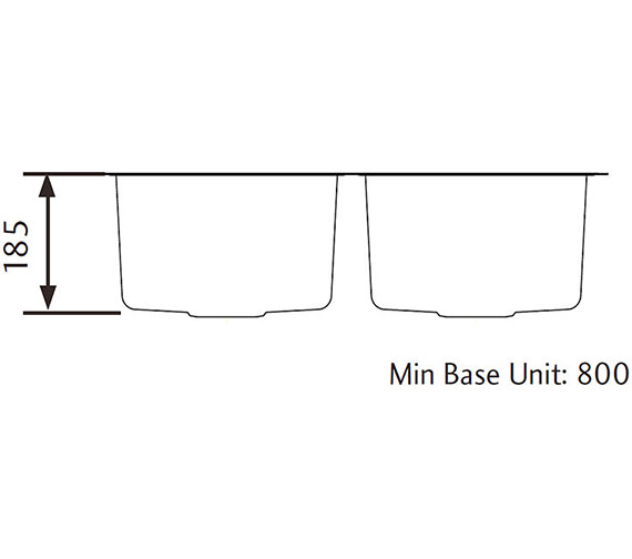 Technical drawing QS-V11064 / QUB3434/