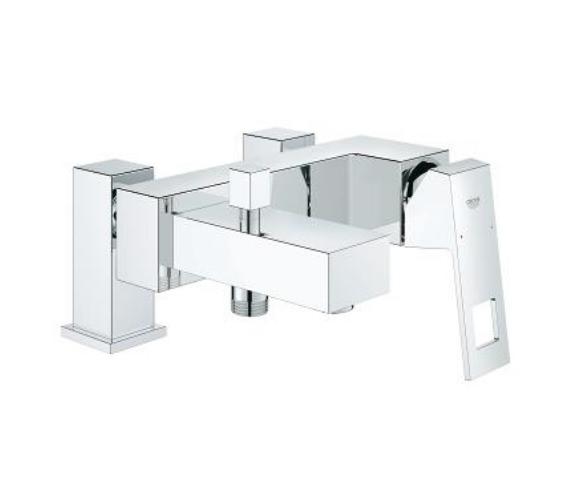 Grohe Eurocube Single Lever Deck Mounted Bath Shower Mixer Tap