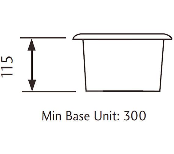 Technical drawing QS-V11062 / QUB16/