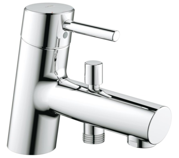 Grohe Concetto Half Inch Single Lever Bath Shower Mixer Tap