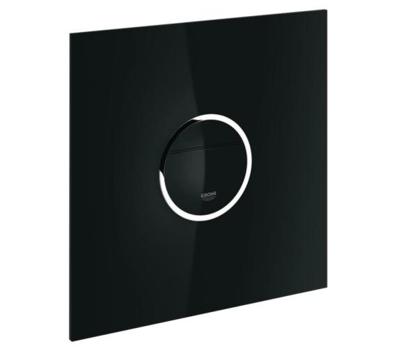 Grohe Ondus Velvet Black Digitecture Light WC Wall Plate