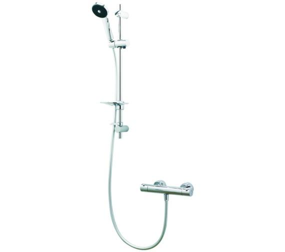 Methven Maku Satinjet Cool Touch Bar Shower Set