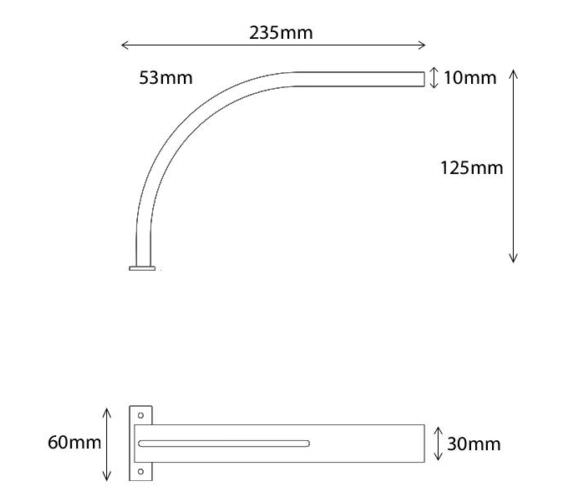 Technical drawing QS-V90215 / SE34201C0