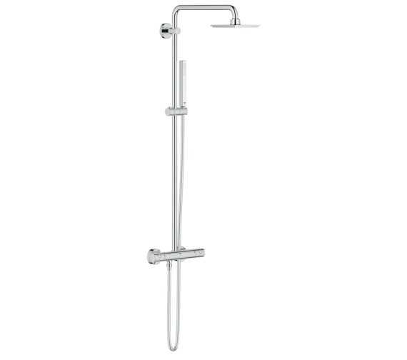 Grohe Euphoria System 150 With Thermoststic Mixer For Wall Mounting