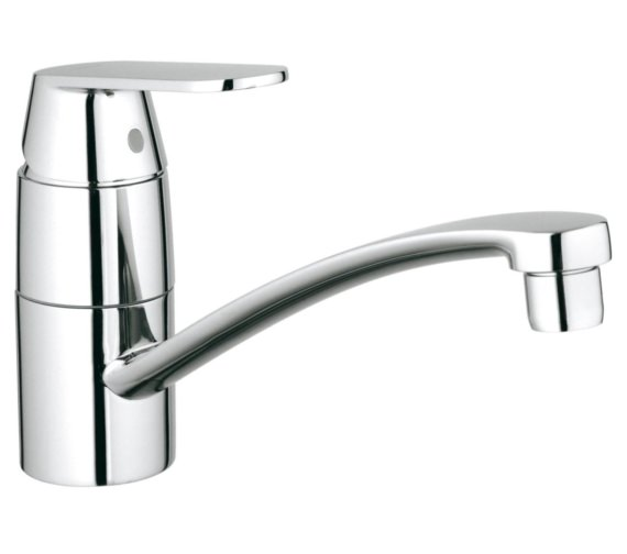 Grohe Eurosmart Cosmopolitan Single Lever Kitchen Sink Mixer Tap