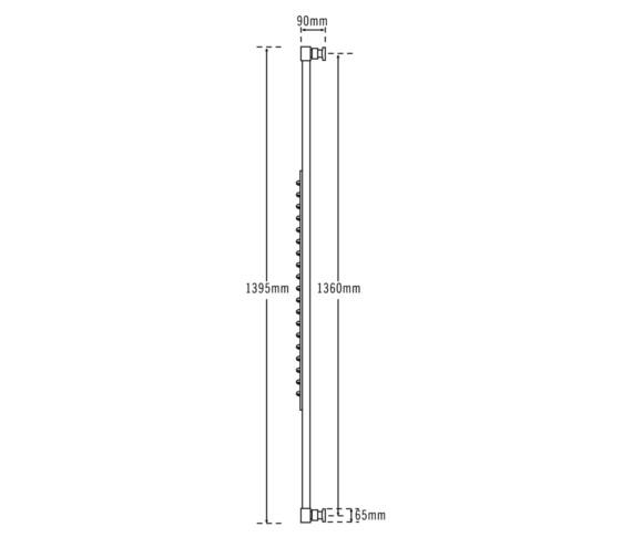 Technical drawing QS-V31967 / 1316