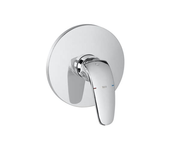 Roca M2-N Built-In Bath-Shower Mixer Half Inch