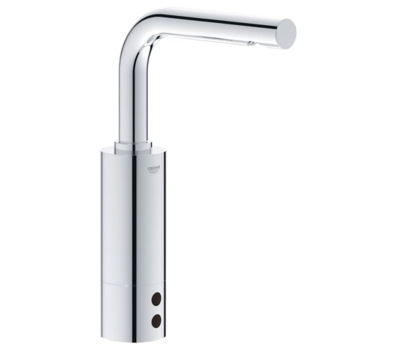 Grohe Essence E Infra Red Deck Mounted Electronic Basin Tap
