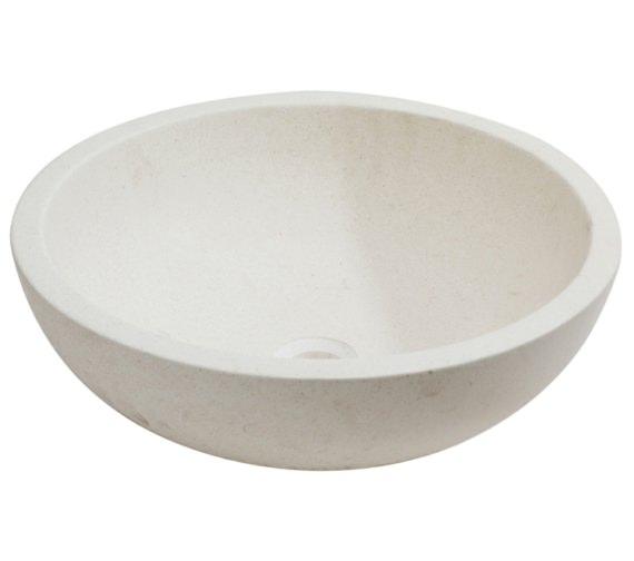 Beo Lavabo 460mm Round Countertop Basin