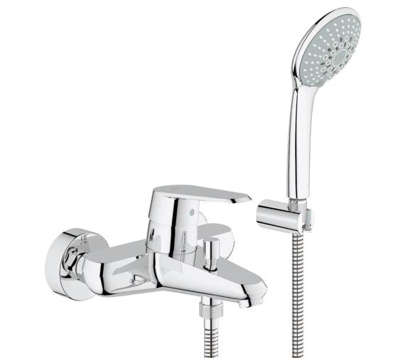 Grohe Eurodisc Cosmopolitan Single Lever Bath Shower Mixer Tap
