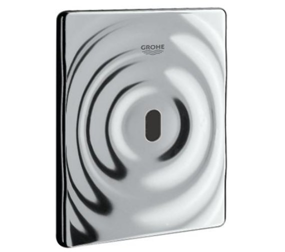Grohe Tectron Surf Infra-Red Electronic Chrome Flush Plate For Urinal
