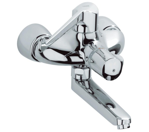 Grohe Grohtherm Ergomix Thermostat Basin Mixer Tap
