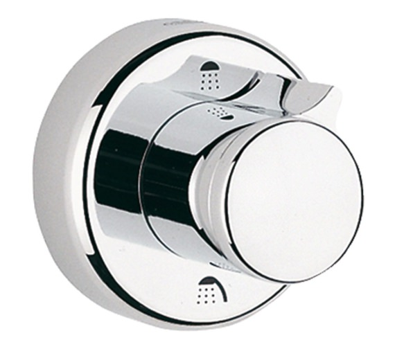Grohe Three Way Wall Mounted Diverter Chrome