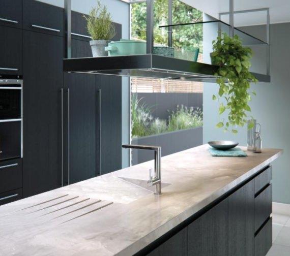 Vado Ion Mono Kitchen Sink Mixer Tap