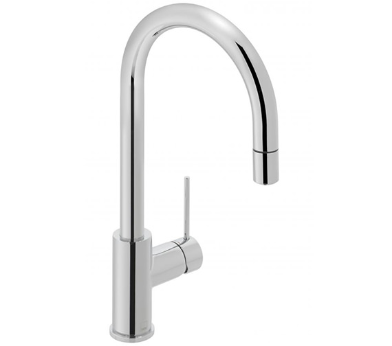 Vado Zoo Curve Mono Kitchen Sink Mixer Tap