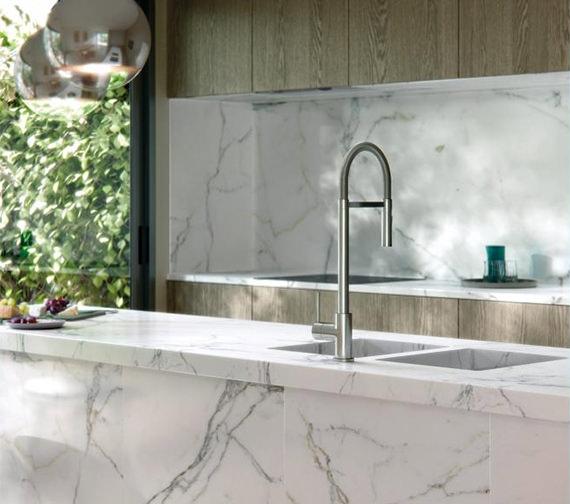 Vado Zoo Professional Mono Kitchen Sink Mixer Tap