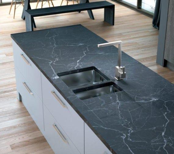 Vado Tetra Mono Kitchen Sink Mixer Tap