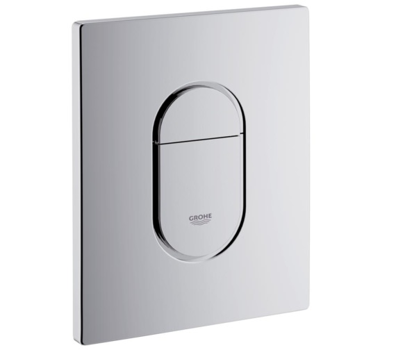 Grohe Arena Cosmopolitan Chrome WC Wall Plate