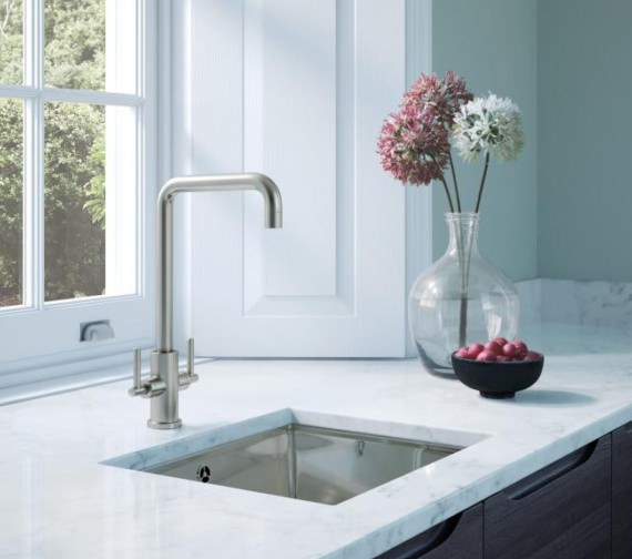 Vado Spirit Mono Kitchen Sink Mixer Tap