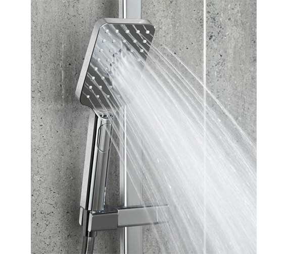 Vado Phase Thermostatic Shower Column