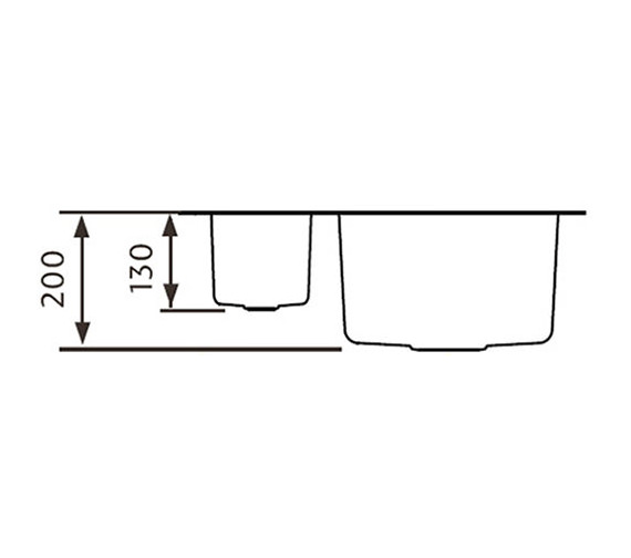 Technical drawing QS-V18866 / PAR3115CW/