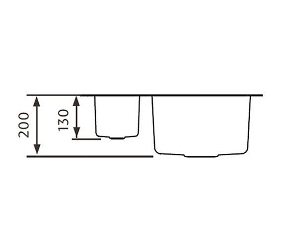 Technical drawing QS-V18867 / PAR3115SN/
