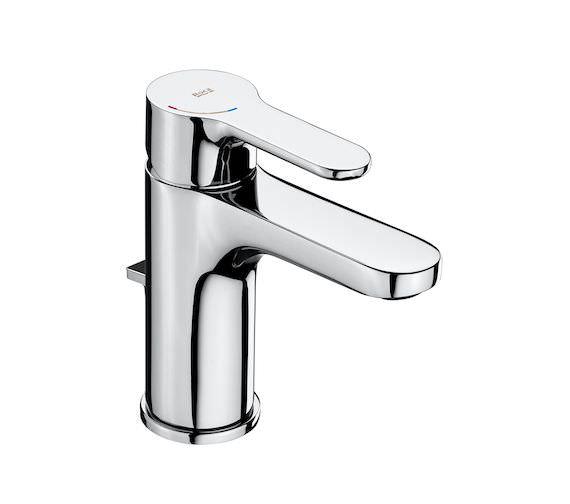 Roca L20 Basin Mixer Tap With Pop-Up Waste