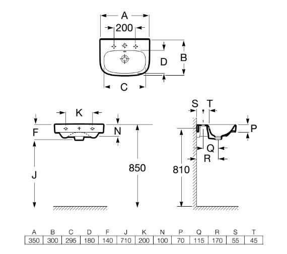Technical drawing QS-V83975 / 325999000