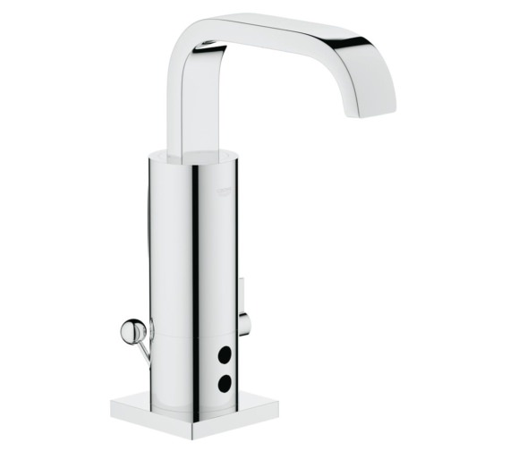 Grohe Allure E Infra Red Electronic Basin Mixer Tap Chrome