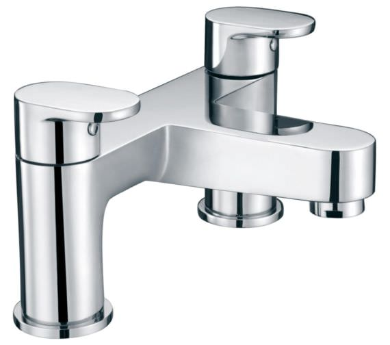 Phoenix Jina Deck Mounted Bath Filler Tap Chrome