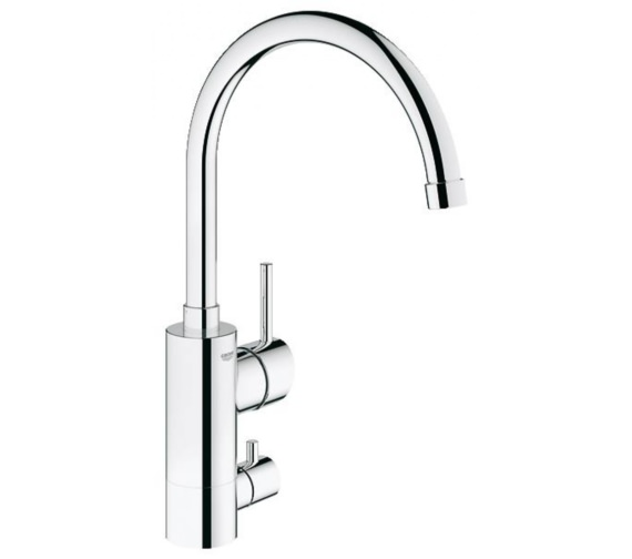 Grohe Concetto Deck Mounted Kitchen Sink Mixer Tap