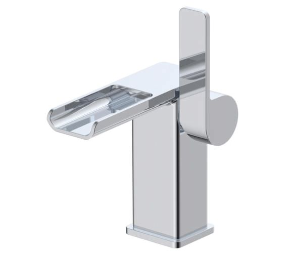 Phoenix Pia Single Lever Mono Basin Mixer Tap With Klik Waste