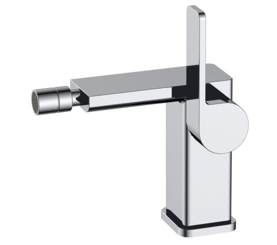 Phoenix Pia Single Lever Bidet Mixer Tap With Klik Waste
